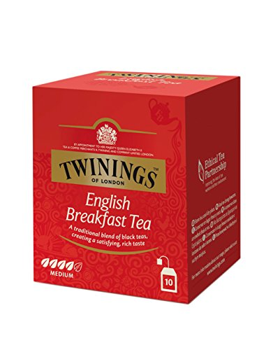 Twinings English Breakfast 10 Teabags