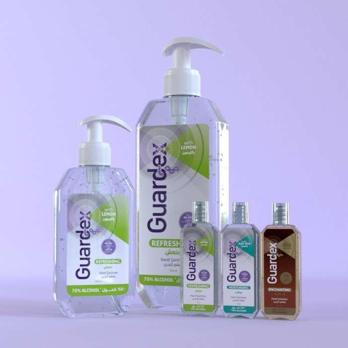 Guardex Hand Sanitizer 50ml
