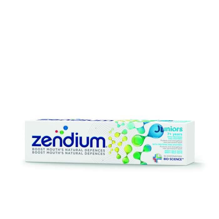 ZENDIUM Toothpaste JUNIOR LD 75 ml,3.60