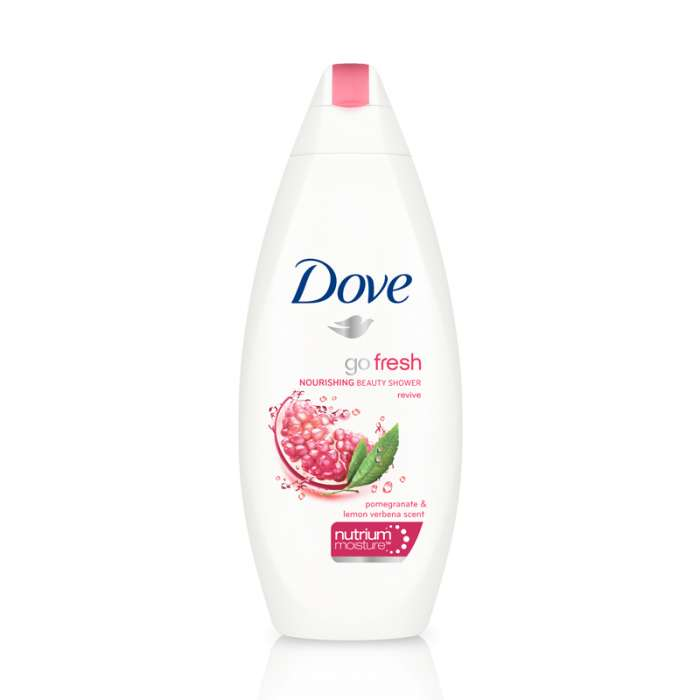 DOVE SHOWER GEL REVIVE 500ml.,5.85