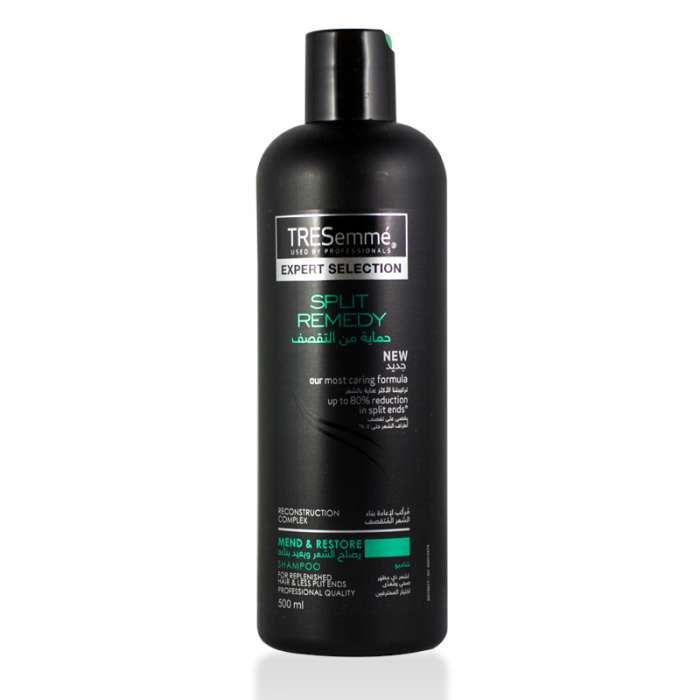 TRESEMME SHAMPOO SPLIT REMEDY ELEGANCE 500ml,6.46