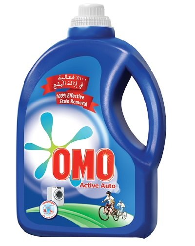 OMO Active Auto Liquid 3L.,31.35