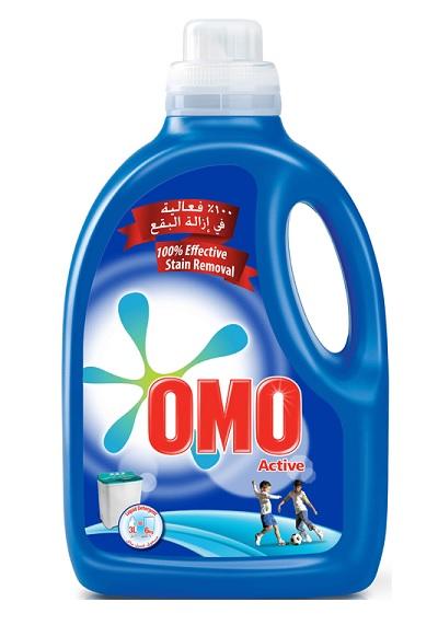 OMO Active Liquid 3L,31.35