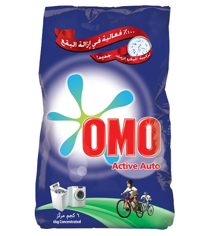 OMO Active Auto Washing Powder 6kg,32.92