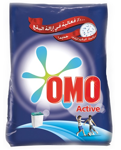 Omo Active Washing Powder Top Load 6kg,32.92
