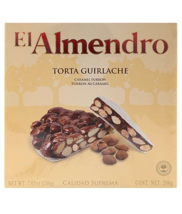 EL-ALMENDRO TORTA GURLCH VEG 200g,7.00