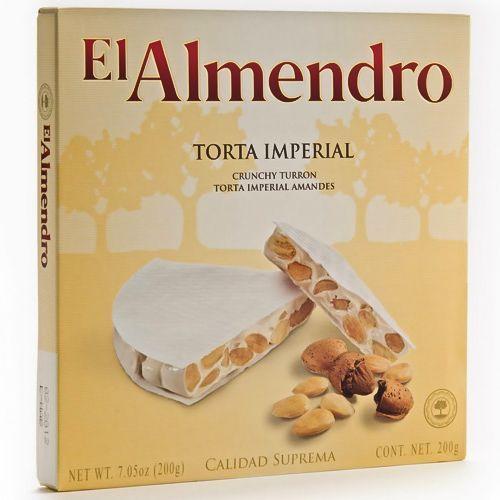 EL-ALMENDRO TORTA IMP NON VEG 200 GMS,7.00