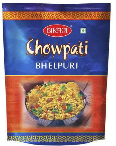 Bikaji Chowpati Bhelpuri 120 GMS,1.00