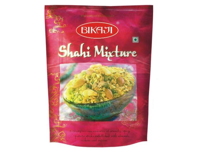 BIKAJI SHAHI MIXTURE 200 GMS,2.00