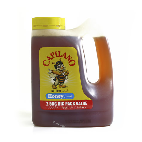 CAPILANO HONEY HANDI PACKS 2.5 KG,29.50