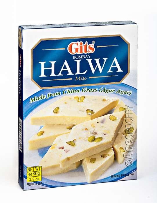 GITS BOMBAY HALWA MIX 80 GMS,1.50