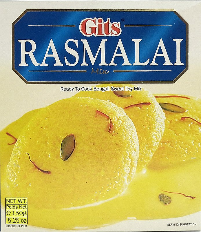 GITS RASMALAI MIX 150 GMS,2.25
