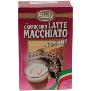 HINTZ CAPPUCCINO LATTE MACCHIATO 125GM,4.75