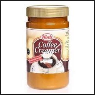 HINTZ COFFEE CREAMER 250 GMS,2.50