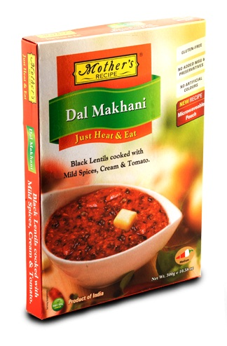 MOTHER RECIPE DAL MAKHANI 450 GMS,2.00