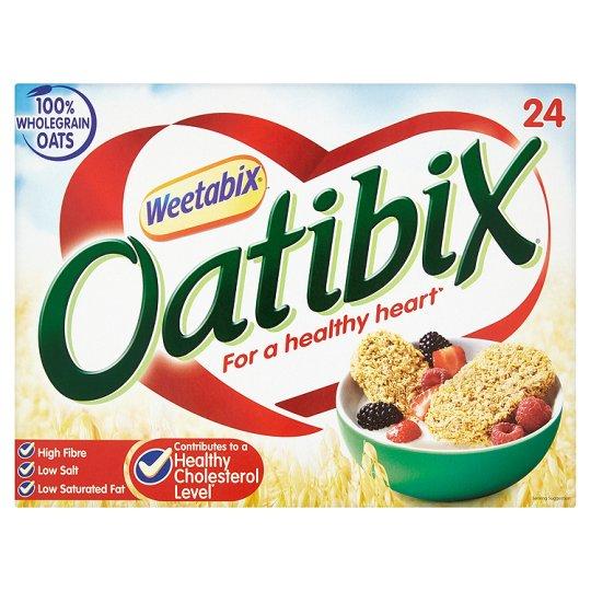 WEETABIX CEREAL OATIBIX 24S,6.75