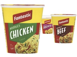 FANTASTIC CUP NOODLES - ALL VARIETIES,1.00