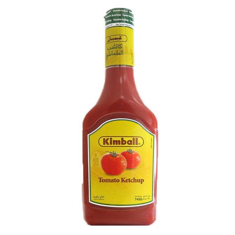 Kimball Tomato Ketchup SQZ 745g,1.00