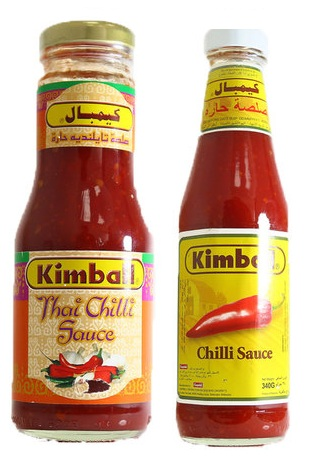 Kimball Chilli Sauce - Normal & Thai Chilli Sauce,0.50