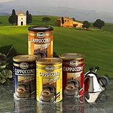HINTZ INSTANT CAPPUCCINO 200 GMS - All Flavours,6.50
