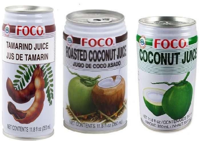 FOCO DRINK CAN 520 ml - All varieties,1.00