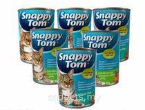 Snappy Tom Cat Food 400g - All varieties,1.75