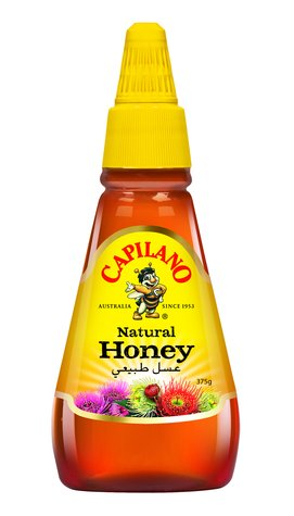Capilano Twist & Squeeze Honey 375g,6.75