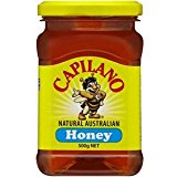 CAPILANO HONEY - SQUARE JAR 500 GMS,7.50
