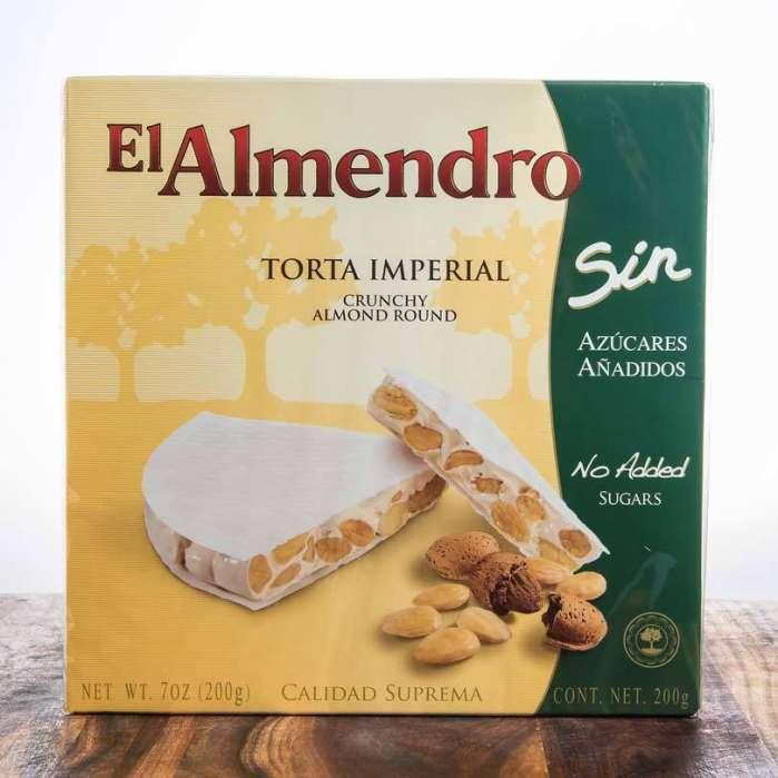 EL-ALMENDRO SUGER FREE TORT IMP 200 GMS,7.25