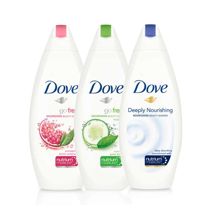 Dove Shower Gel - 500 ml.,5.85