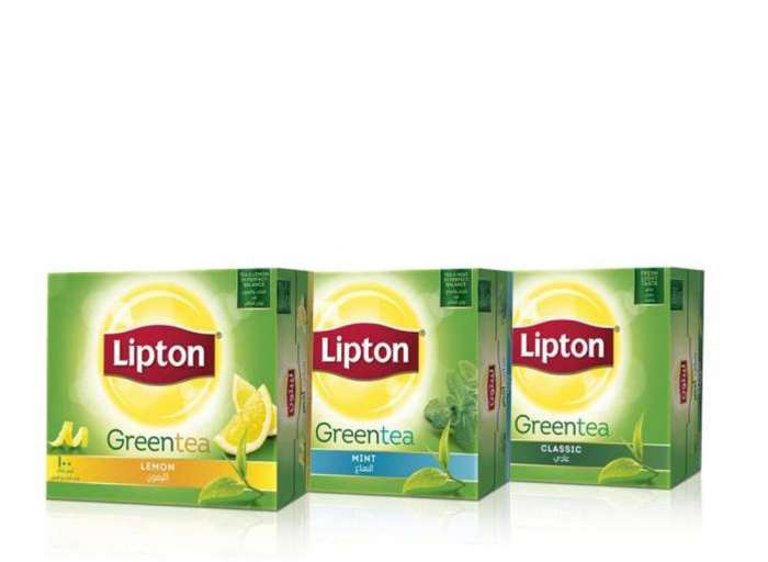 Lipton  Green Tea - 100 Tea Bags ,2.58