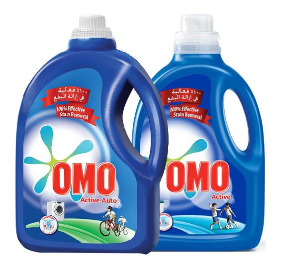 OMO Liquid (Active & Active Auto) - 3L,31.35