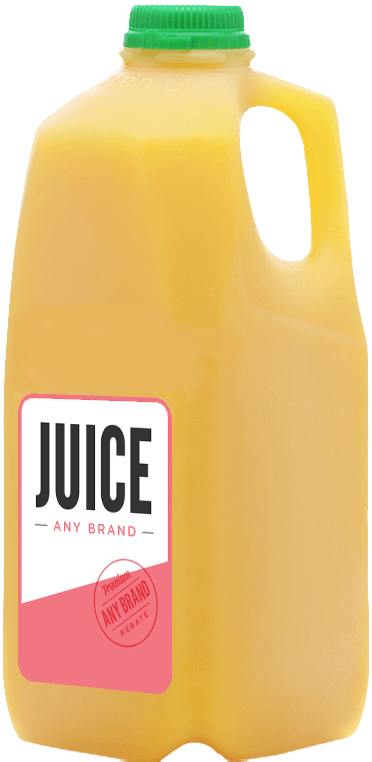 Juice - 1 Ltr & Above (Any Brand & Any Flavour),1.00