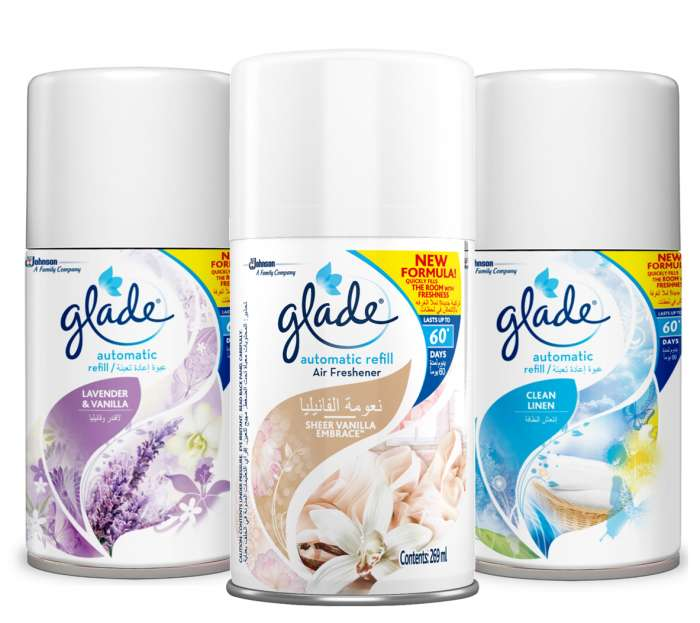 Glade Automatic Refills 269ml - All Varieties,5.00