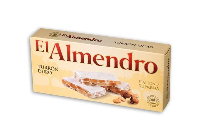 El Almendro Turron Duro 150g,5.00