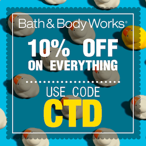 Get 10% Off Sitewide on Bath & Body Works,0.00
