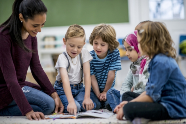 MIT and Harvard join forces to address early childhood literacy