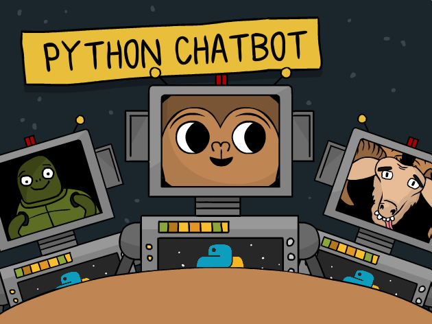 Python chatbot course