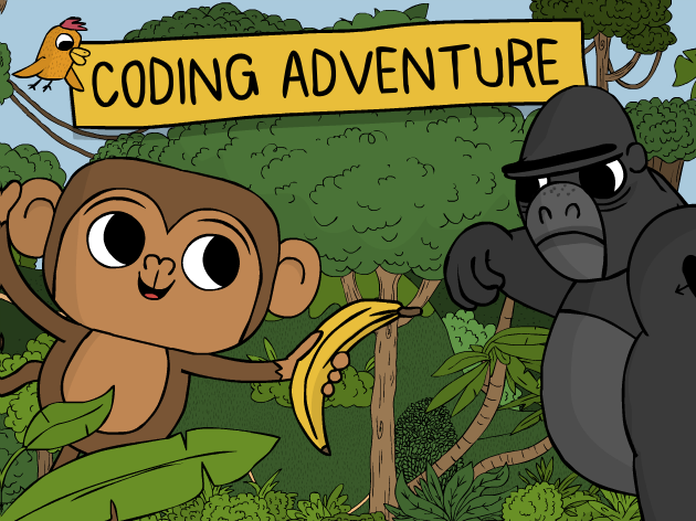 coding adventure course