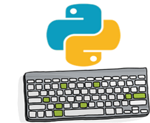 Python and keyboard