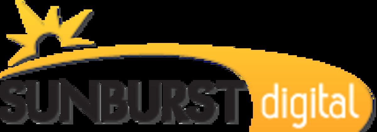sunburst logo