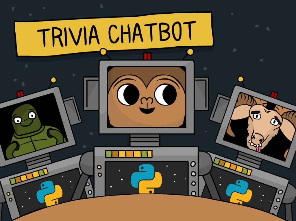 Trivia chatbot python