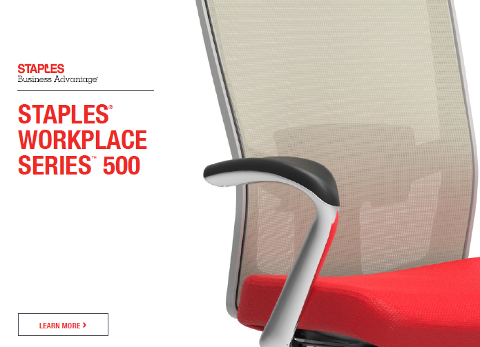 Staples Workplace Series 500