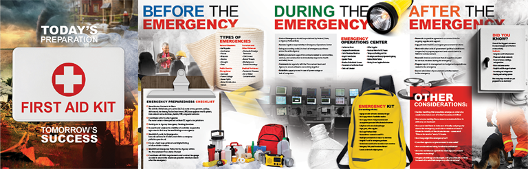 NCPP's First Aid Kit for Emergency Preparedness