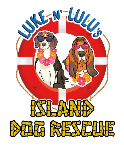 Nonprofit Spotlight: Luke N Lulu's Island Dog Rescue