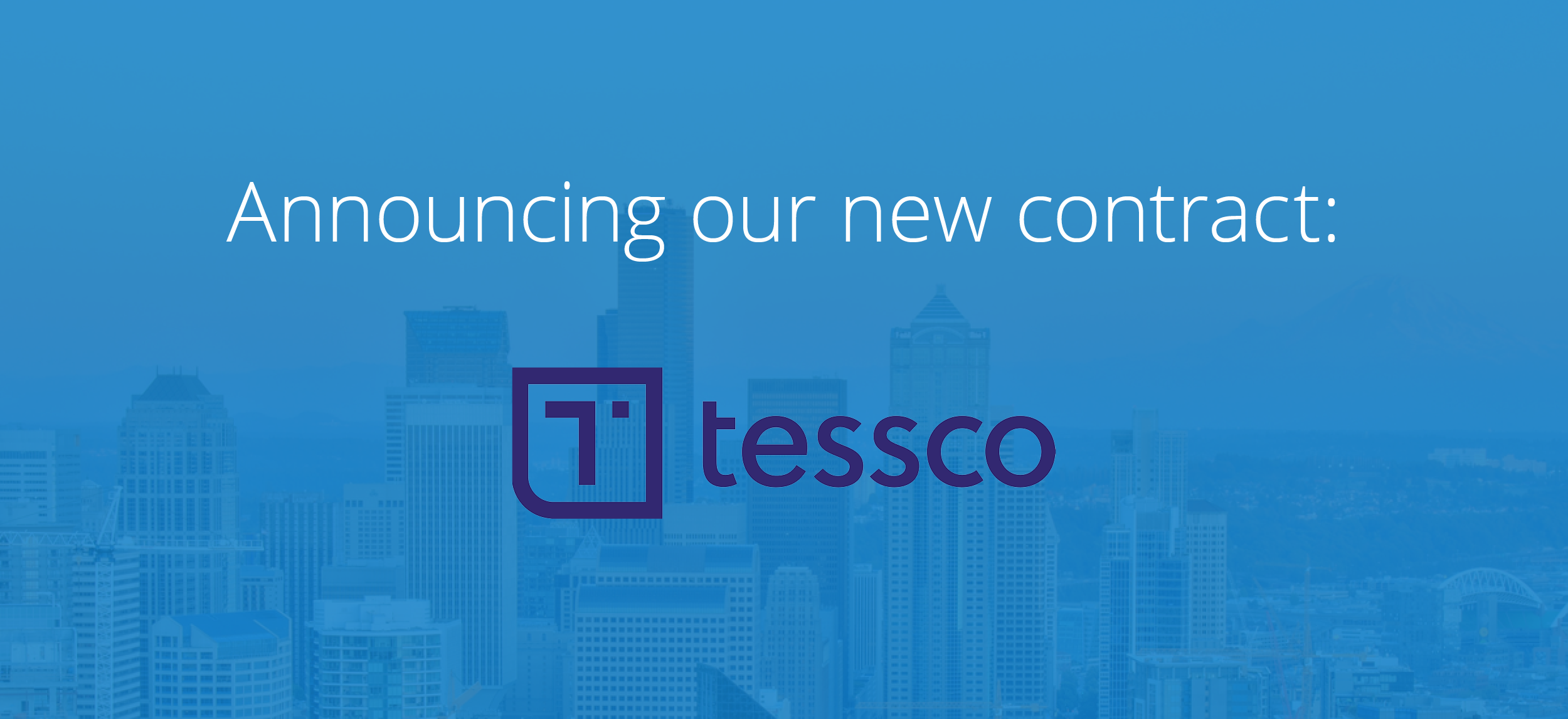 Tessco Incorporated: Our Newest Contract
