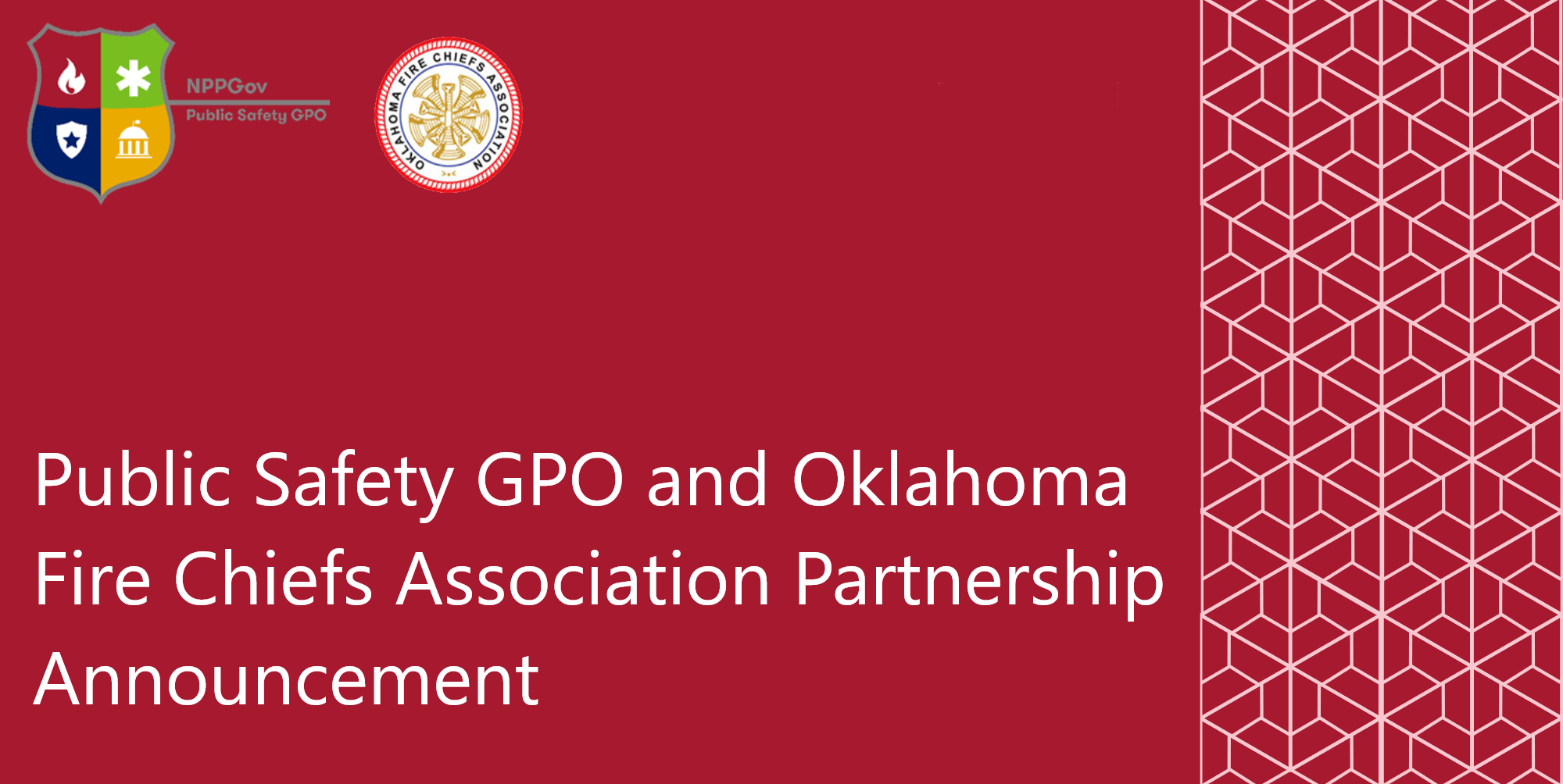 Oklahoma Fire Chiefs Partnership Announcement