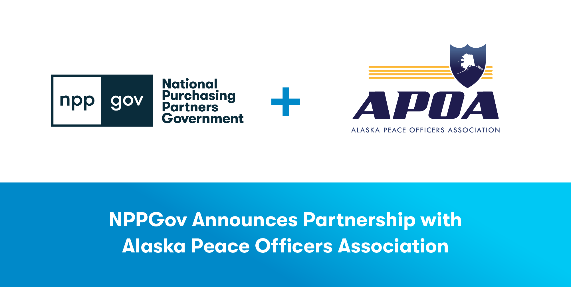 NPPGov Partners With Alaska Peace Officers Association