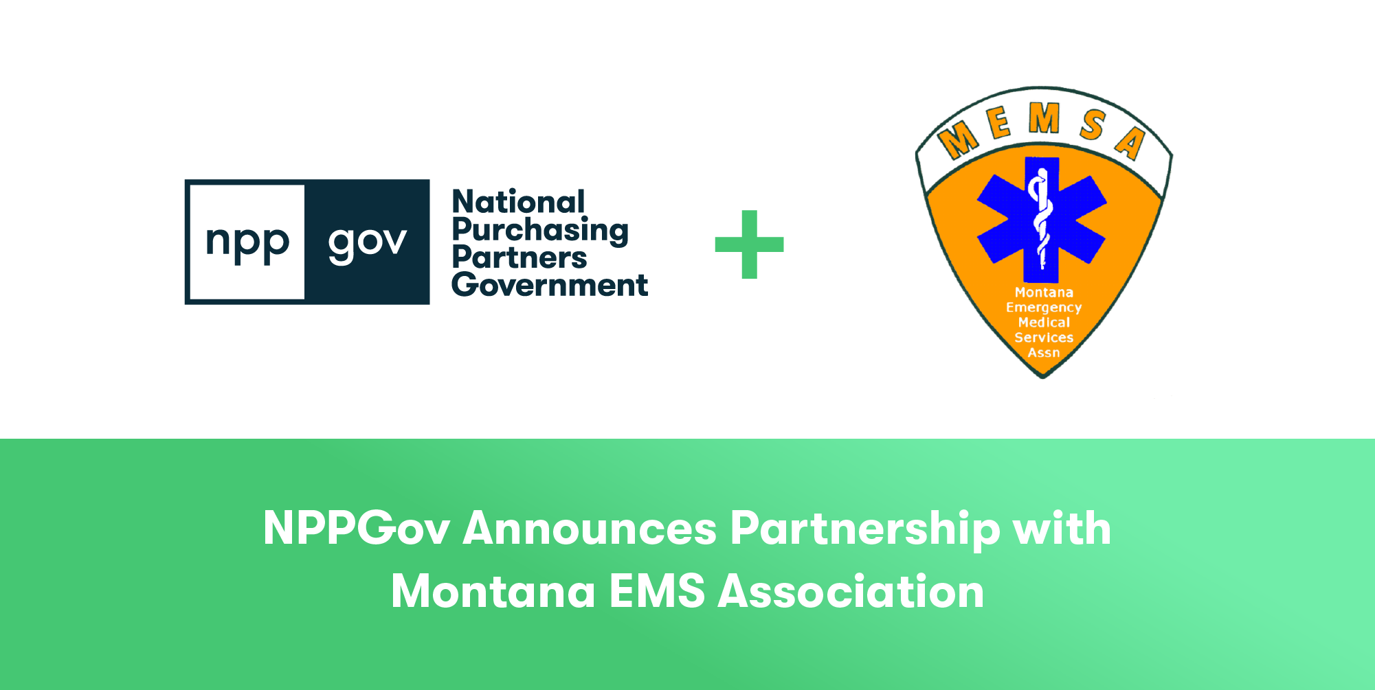 NPPGov Partners With Montana EMS Association