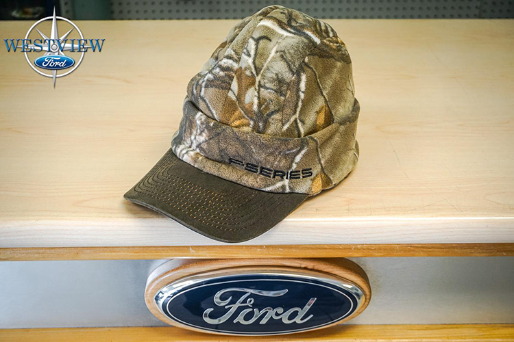 Ford winter ball cap